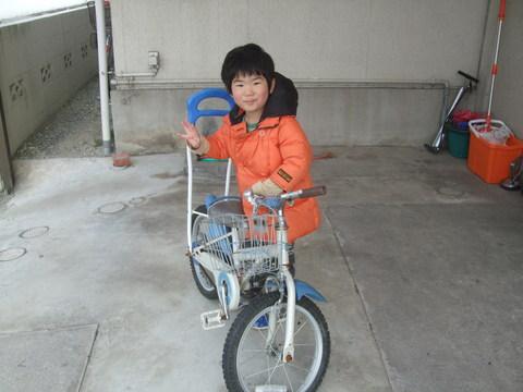 ゴマなし自転車♪その1_d0191262_1911344.jpg