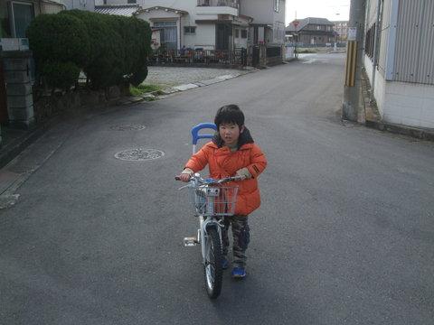 ゴマなし自転車♪その1_d0191262_19114672.jpg