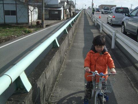 ゴマなし自転車♪その1_d0191262_1912281.jpg