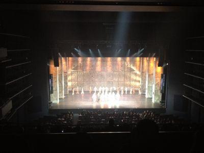 初のフランスミュージカル『ノートルダム・ド・パリ』_e0258469_1314494.jpg