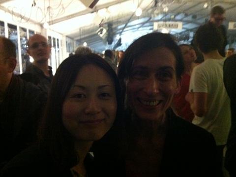 with marianne batlle (パリ便り2)_c0176078_1210119.jpg