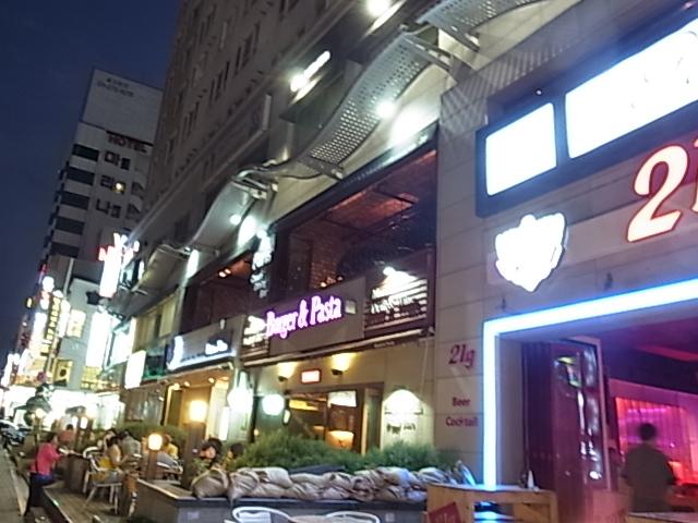 4日目 PARIS カフェ BAR 広安里 釜山 ワイン_e0141982_4493414.jpg
