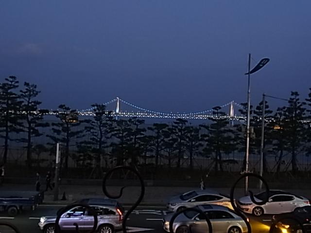4日目 PARIS カフェ BAR 広安里 釜山 ワイン_e0141982_573358.jpg