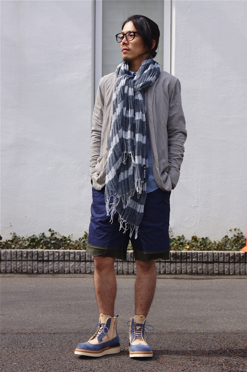 kolor, visvim - Shorts Style Debut!!_c0079892_2053833.jpg