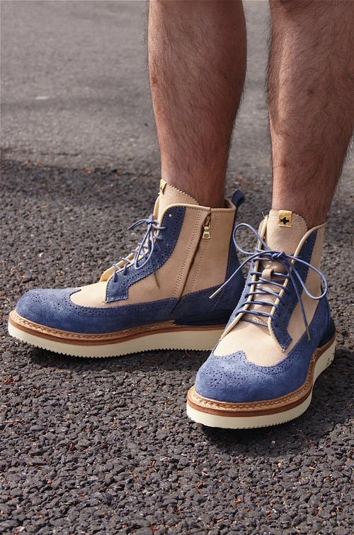 kolor, visvim - Shorts Style Debut!!_c0079892_20542152.jpg