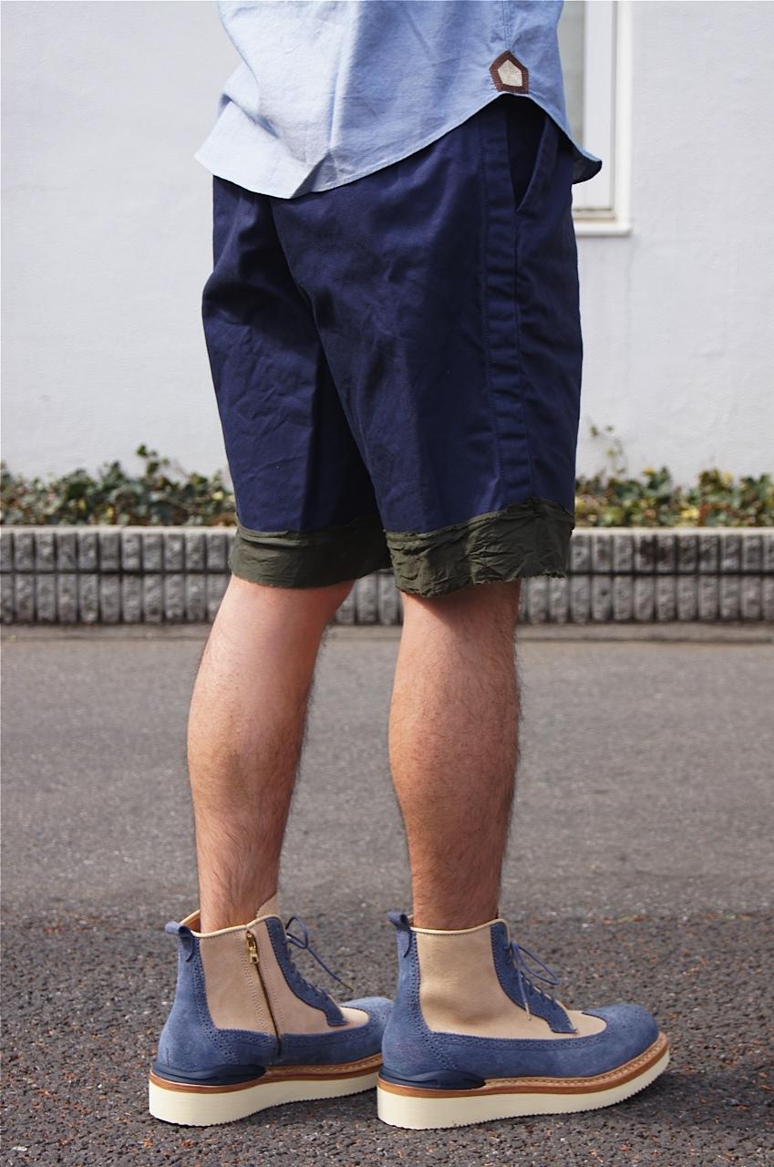 kolor, visvim - Shorts Style Debut!!_c0079892_205474.jpg