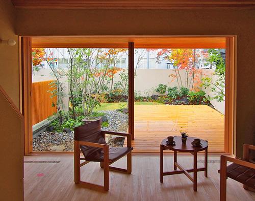 高岡の家、ほぼ完成。_b0014003_18314097.jpg