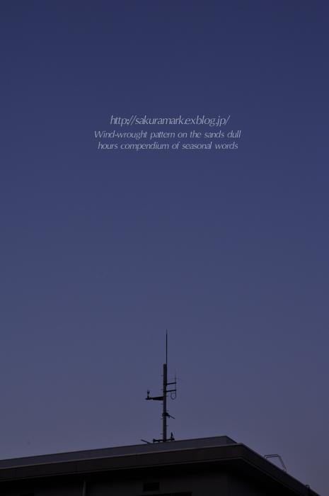蒼い空、はてしなく・・・。_f0235723_2071870.jpg