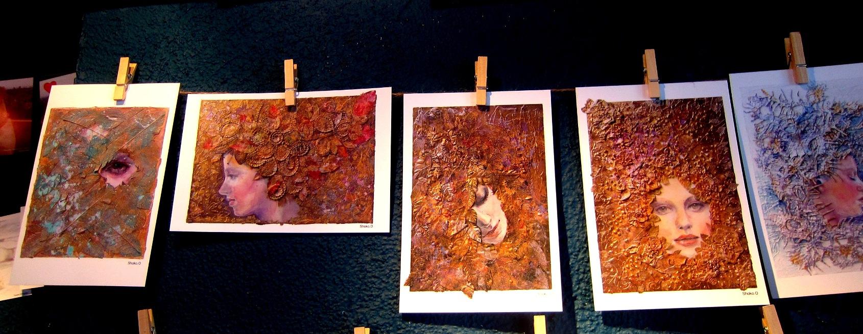1974)「東日本大震災被災支援募金活動 ポストカード プロジェクト展」カフェエスキス 3月14日(木~4月2日(火_f0126829_949427.jpg