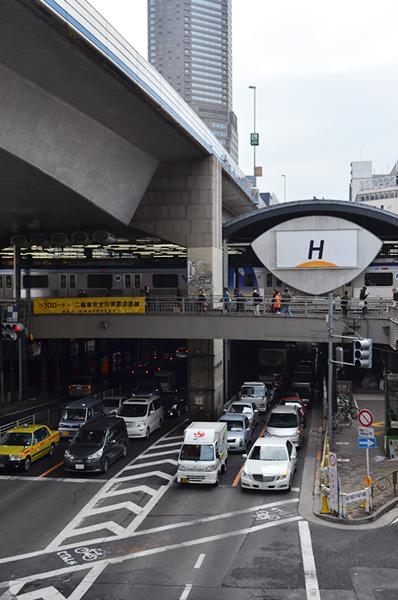 Sweet home Tokyo 75 東急渋谷駅_a0003650_2355483.jpg