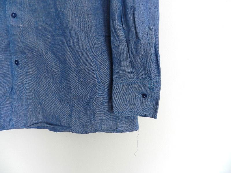 Italian army chambray shirts dead stock_f0226051_1239858.jpg