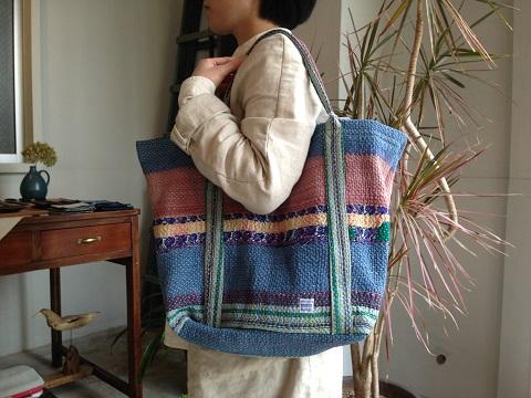 kantha 展 : kantha tote bag big_a0234452_2120578.jpg