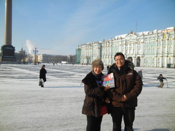 '13,3,15(金)ロシア旅⑭エミルタージュ美術館見学②_f0060461_19443142.jpg