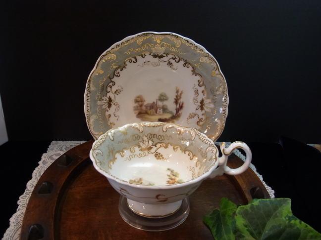 リッジウェイ・風景紋のカップ&ソーサー_d0127182_16141933.jpg