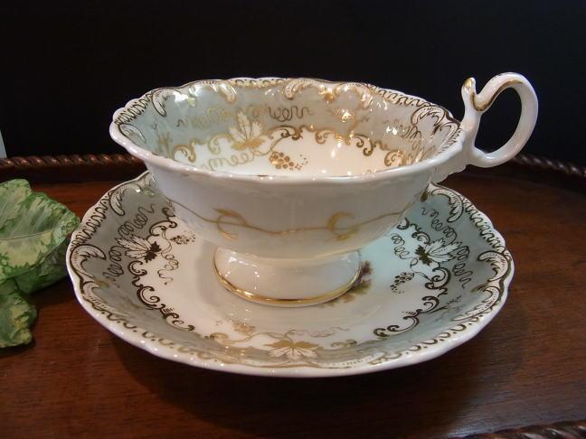 リッジウェイ・風景紋のカップ&ソーサー_d0127182_16214121.jpg