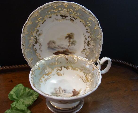 リッジウェイ・風景紋のカップ&ソーサー_d0127182_16235579.jpg