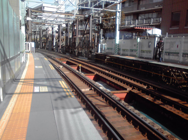 渋谷駅変わり目の日_c0200002_1132887.jpg