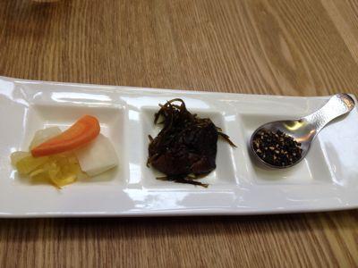 東京での食事♪( ´θ`)ノ_a0213806_22553663.jpg