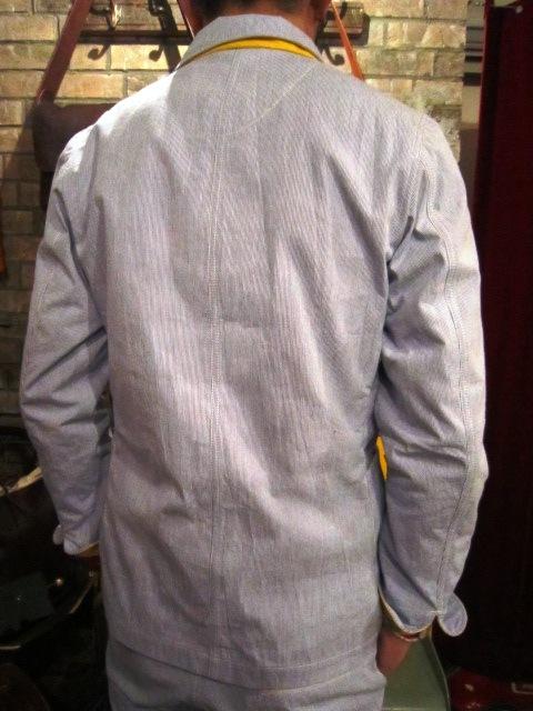 "RIDING HIGH \""CORDLANE JKT&PT\"" SET-UP ITEM ご紹介_f0191324_9122879.jpg"