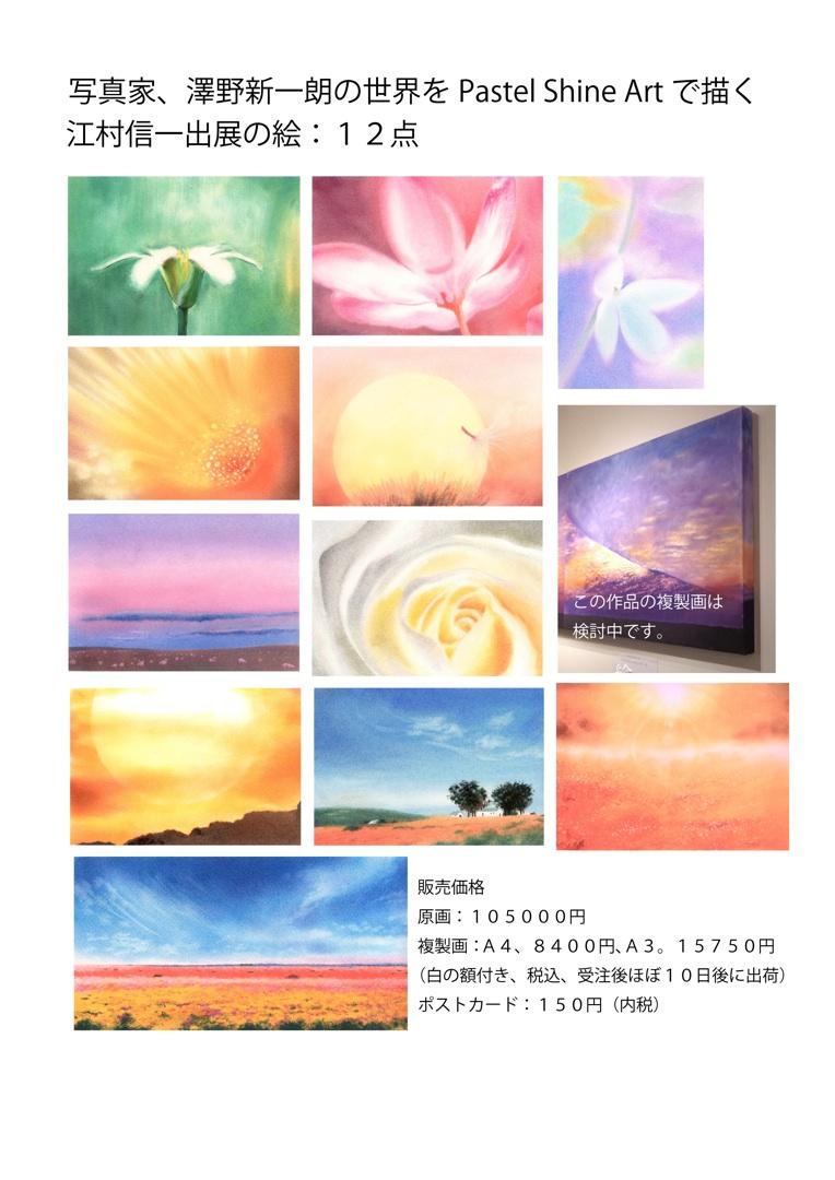 澤野新一朗との展示会『絵to写真展』3/14〜_e0082852_9241066.jpg