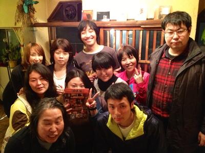 大阪高石 tutta la tavore みぃあ食堂_c0227168_6591578.jpg