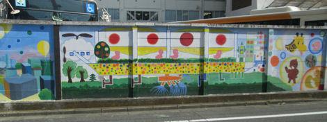 散歩を楽しく/相互運転開始と恵比寿周辺のパブリックアート_d0183174_905567.jpg