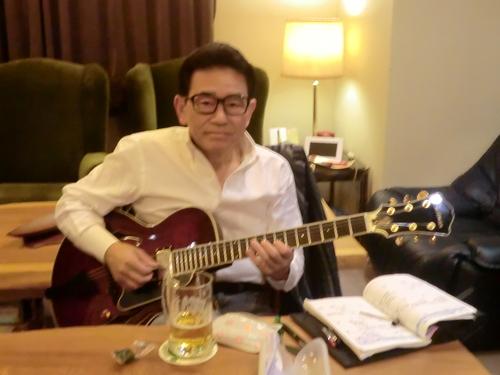 「新平成歌謡塾」テレビ収録完了_e0119092_1502992.jpg