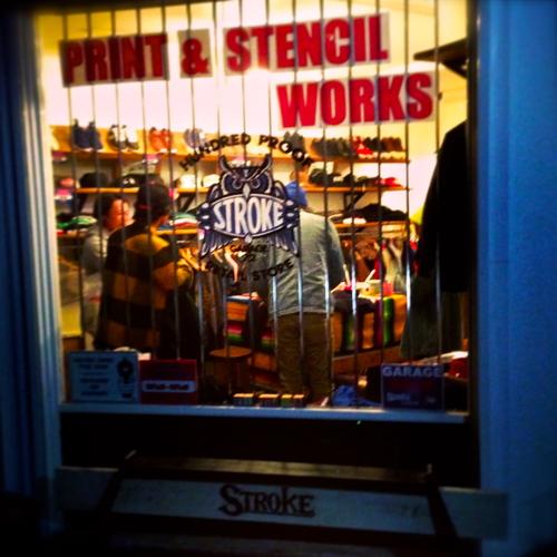 3/17 STROKE PRINT&STENCIL WORKS !!!!_d0101000_2241494.jpg