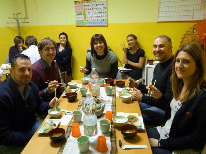 Cucina e Galateo giapponesi ☆日本食文化のマナー講座レポ_b0246303_19531478.jpg