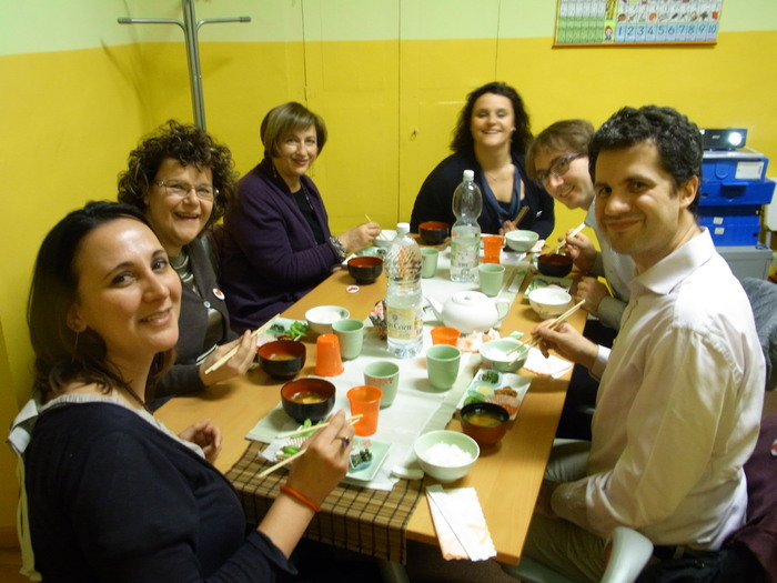 Cucina e Galateo giapponesi ☆日本食文化のマナー講座レポ_b0246303_19534627.jpg