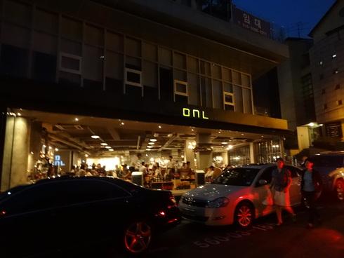 8月のソウル旅行 その5  ステキカフェ「ONL」♪& 次のソウル♪_f0054260_8425715.jpg