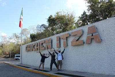 世界遺産チチェン・イッツァ         CANCUN/MEXICO_e0184067_11495084.jpg