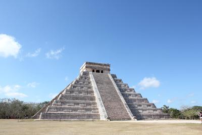 世界遺産チチェン・イッツァ         CANCUN/MEXICO_e0184067_11495977.jpg