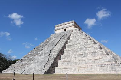 世界遺産チチェン・イッツァ         CANCUN/MEXICO_e0184067_1150111.jpg