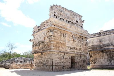 世界遺産チチェン・イッツァ         CANCUN/MEXICO_e0184067_11502165.jpg