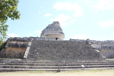 世界遺産チチェン・イッツァ         CANCUN/MEXICO_e0184067_11505721.jpg