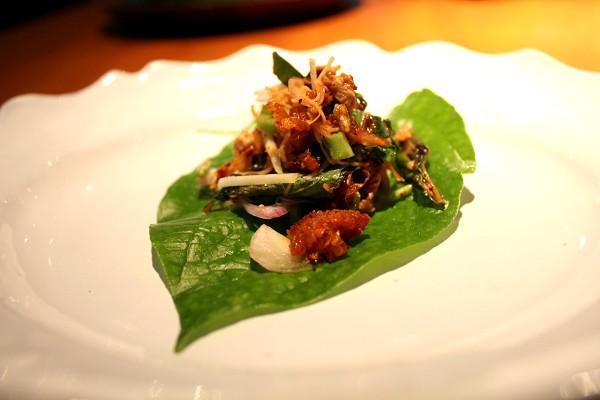 「ナーム」のシェフ、デイヴィッド・トンプソンの『タイ・ストリートフード Thai Street Food』_e0152073_18584651.jpg