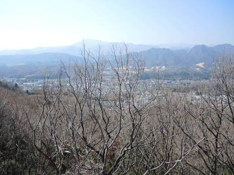 鳶尾山ハイク_e0232277_16604.jpg