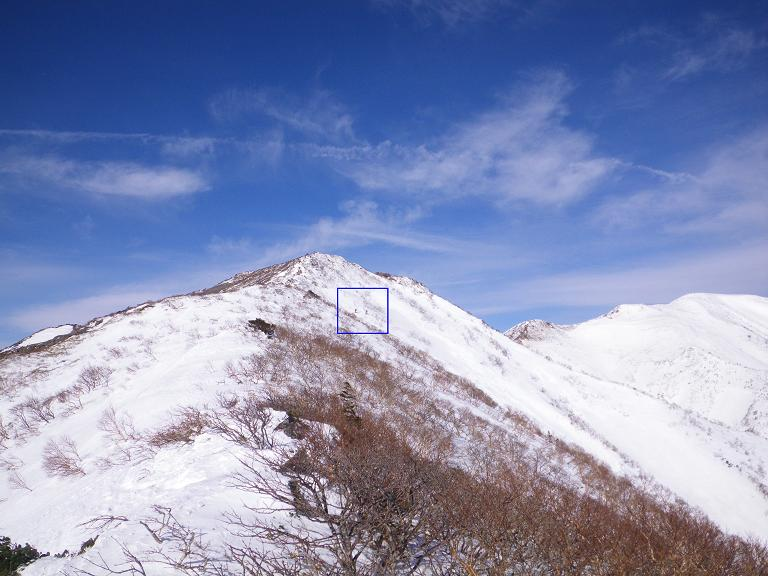 快晴の蔵王での南屏風滑降 ~ 2013年3月16日_f0170180_10314277.jpg