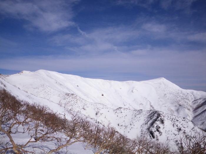 快晴の蔵王での南屏風滑降 ~ 2013年3月16日_f0170180_10331752.jpg