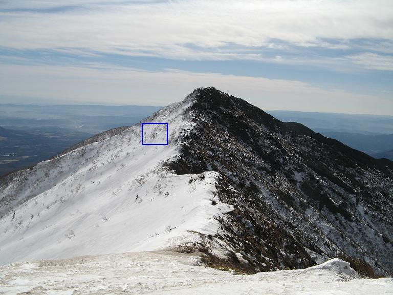 快晴の蔵王での南屏風滑降 ~ 2013年3月16日_f0170180_17463256.jpg