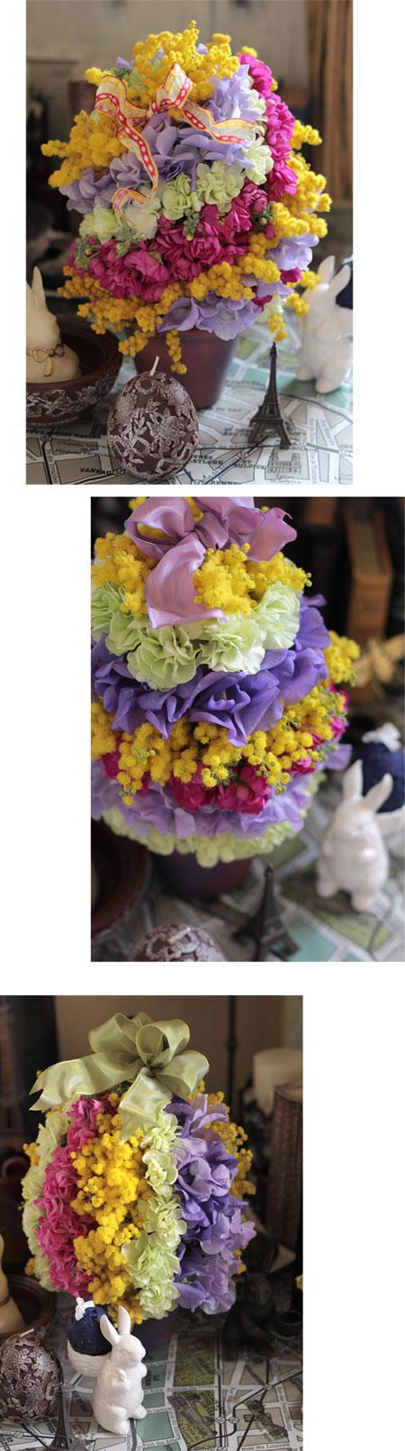 mars lesson  Floral Egg_f0127281_235817.jpg