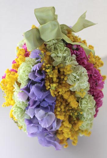 mars lesson  Floral Egg_f0127281_2359769.jpg