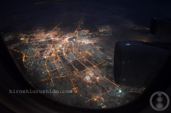 ドバイの手前の夜景_c0229485_23544857.jpg