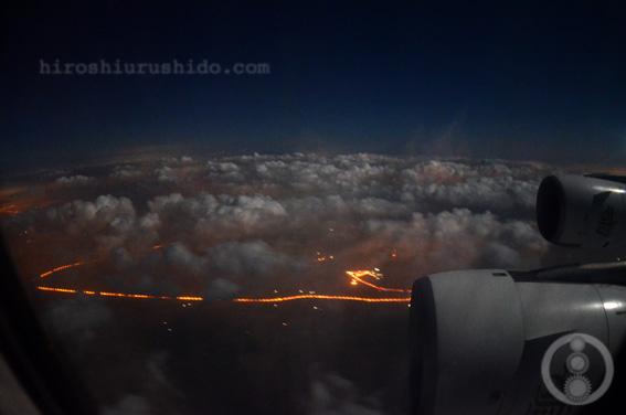 ドバイの手前の夜景_c0229485_2355113.jpg
