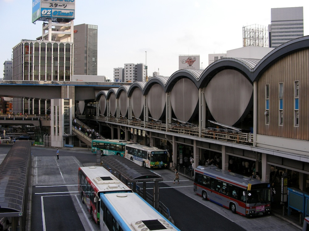 東横線渋谷駅_f0138807_13483151.jpg