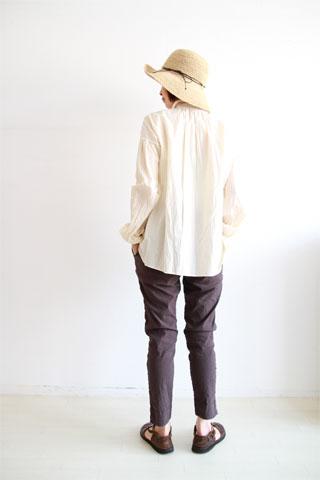 BASICシャツ&ストレッチパンツ#1_f0215708_1416571.jpg