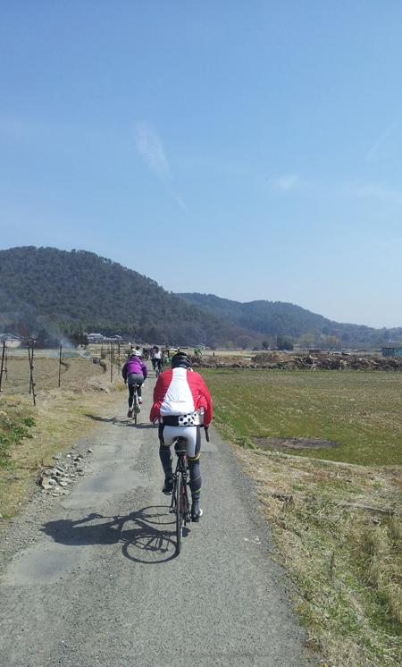 【イベント報告】2013.3.17.sun ほっこり京都観光ロードバイクライド_e0313913_16151540.jpg