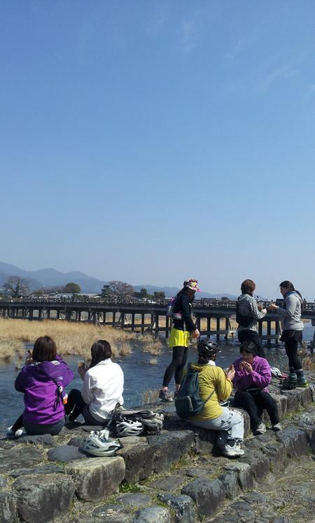 【イベント報告】2013.3.17.sun ほっこり京都観光ロードバイクライド_e0313913_16152244.jpg