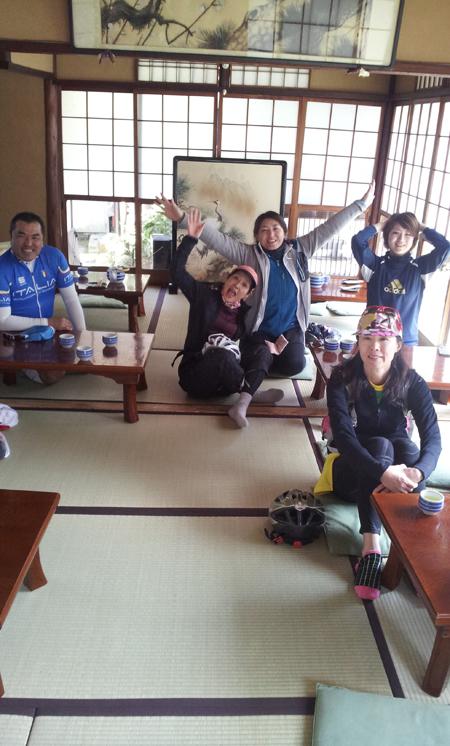 【イベント報告】2013.3.17.sun ほっこり京都観光ロードバイクライド_e0313913_16152419.jpg